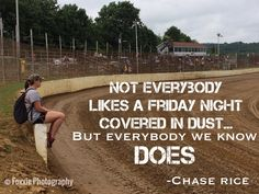 Dirt Track Racing. Atomic Speedway Ohio. Chase Rice Everybody We Know Does Country Music