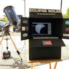 Observatorio Emmanuelli #remmanuelli #eclipse2017