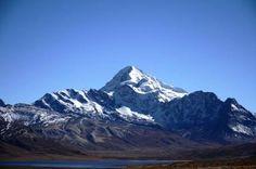 Majestuoso nevado, La Paz, Chacaltaya. Junio 2011  Por: Fernando Figueroa Solano