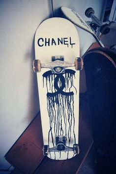 I love this skateboard.