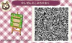 Youkai Watch pictures / QR codes for Animal Crossing: New Leaf Acnl Halloween, Theme Halloween, Acnl Pfade, Acnl Qr Code Sol, Qr Code Animal Crossing, Acnl Paths, Motif Acnl, Tumblr App, Brick Path