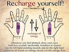 Pure Reiki Healing - Recharge Amazing Secret Discovered by Middle-Aged Construction Worker Releases Healing Energy Through The Palm of His Hands. Cures Diseases and Ailments Just By Touching Them. And Even Heals People Over Vast Distances. Crystal Healing Stones, Crystal Magic, Healing Rocks, Crystal Guide, Healing Hands, Healing Crystal Jewelry, Clear Quartz Crystal, Amethyst Crystal, Crystal Altar