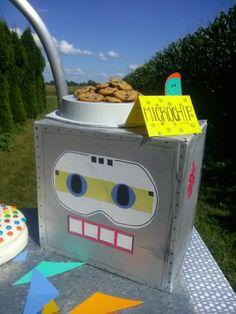Clarke's Robot Bash » Life Styled