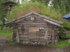 Homesteader's Dry Cabin