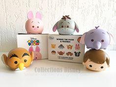 figurines Tsum Tsum vinyles