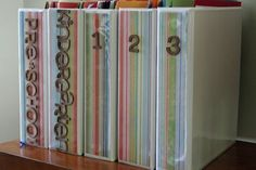 Organizing kids' artwork and school papers is definitely among the top paper clutter challenges we see. Artwork binders can be a smart solution for this dillema, too!