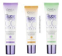 Madame Keke Fashion and Beauty Blog : L´Oréal Nude Magique CC Cream - Beauty News