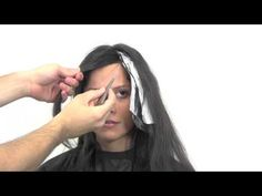 Do it yourself face frame highlights youtube beautyhair how to face framing subtle gold highlights hair color youtube solutioingenieria Images