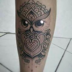 Cool Small Tattoos, Cute Tattoos, Leg Tattoos, Body Art Tattoos, Latest Tattoo Design, Owl Tattoo Design, Tattoo Designs, Butterfly Tattoos For Women, Foot Tattoos For Women
