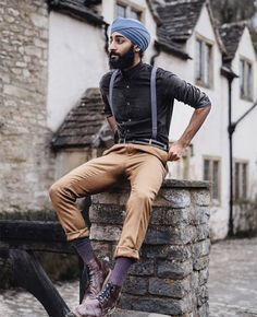 Sikh style has had a major impact on the fashion industry, although most probably don't know that. The now classic style of a Sihk man in a three piece suit along with a watch, turban and polished shoes started in the early 1900's when Sihks moved to British Columbia