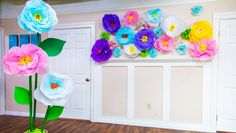 @tmemme28 DIYs Oversized Tissue Paper Flowers! Catch #homeandfamily weekdays at 10/9c on Hallmark Channel!