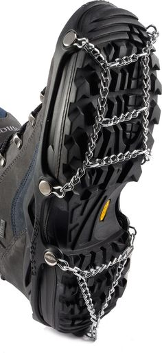 Tire chains for your feet