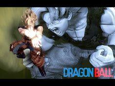 Super Saiyan Goku Making - YouTube