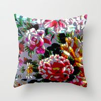 Throw Pillows by Time After Time Presents, Throw Pillows, Retro, Antiques, Vintage, Design, Antiquities, Cushions, Antique
