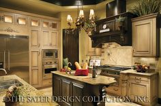 Ferretti-Courtyard Home Plan-Sater Design Collection