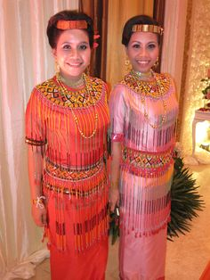 Traditional clothes from Toraja - Indonesia