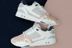 2ae9fd6ab974 Highs and Lows   Le Coq Sportif Unite on Summer-Ready Sneaker