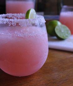Yum Alert: Pink Margarita