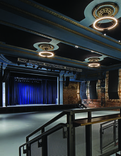 2015 DHDA: Commercial Interiors - Commercial Building/Architecture (second place): McIntosh Poris Associates, The Garden Theater, Detroit