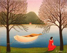 L'attesa by Cesare Novi