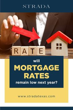 how will the mortgage rate be in the next year? will you be able to buy a home or maybe even sell your home. With Strada real estate, we can help you through that. Buying Your First Home, Home Buying, First Home Checklist, Home Financing, Family Budget, Marketing Training, First Time Home Buyers, Real Estate Tips, Mortgage Rates
