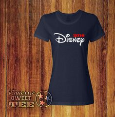 Disney, Family vacation, Family trip, 2016, women's, youth, Ladies, T-shirt, Clothing, 2016