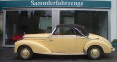 1953 Mercedes-Benz 220  - 220 Cabriolet B