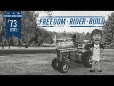 (#73) Freedom Rider Build (Pt. 6) WHISKEY. WEED. WOMEN. with Steve Jessup - YouTube