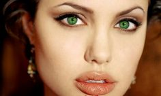 Angelina Jolie Sexy Lips wallpapers Wallpaper, HD Celebrities Wallpapers, Images, Photos and Background Eyeshadow For Green Eyes, Best Eyeshadow, Colorful Eyeshadow, Angelina Jolie, People With Green Eyes, Natalia Jimenez, Lip Wallpaper, Lip Augmentation, Most Beautiful Eyes