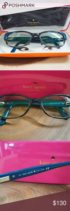 c10c565cf0 Kate Spade Alease Eyeglasses Kate Spade Alease Eyeglasses These are in  excellent condition. They do