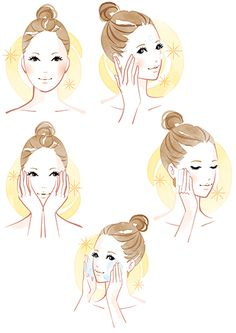 Imagenes Mary Kay, Illustration Girl, Skin Care, Draw, Fictional Characters, Illustrations, Logo, Beauty, Logos