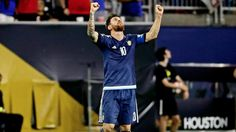 Lionel Messi machte bisher 55 Tore in 113 Länderspielen für Argentinien