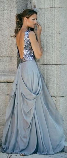 Gowns......Beautiful Blues