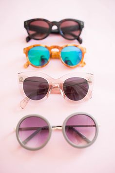 Team LC's picks for spring sunnies