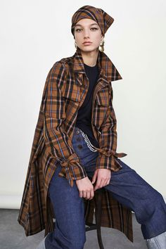 Derek Lam 10 Crosby Pre-Fall 2018 Fashion Show Collection