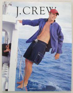 Vintage J Crew Catalog 1990s RARE – Summer 1997 | eBay