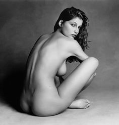 Laetitia Casta by Patrick Demarchelier