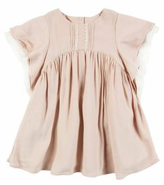 Louise Misha dress, Swan Source by bratakran Little Girl Fashion, Little Girl Dresses, Kids Fashion, Girls Dresses, Cute Outfits For Kids, Baby Outfits, Bebe Love, Louise Misha, Leila