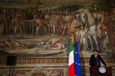 En réponse au terrorisme, Matteo Renzi augmente le budget de la culture - Info - FocusVif Mobile