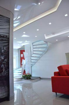 Forme con la luce : Soggiorno moderno di Archea Project Studio
