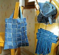 1000 Images About Repurposing Denim On Pinterest Old