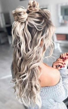 Brunette Color, Balayage Brunette, Hair Color Balayage, Hair Highlights, Color Highlights, Ombre Hair, Blonde Hair Looks, Brown Blonde Hair, Spring Hairstyles