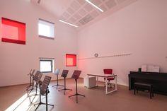 Galería de Escuela de Música y Artes / LTFB Studio - 12