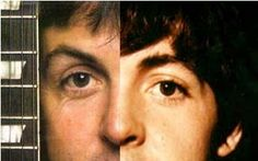 "Researchers have proven through extensive study of photographs that the Paul McCartney before late 1966 is not the same man as after late 1966. Another researcher has proven through voice print analysis that there are 3 different voices identified as ""Paul McCartney"" on different Beatles' songs. (I have pinned the details of each of these studies previously on my board.) Look at this photo -- the left side is after 1967, the right side before. The eyes do NOT look the same!"