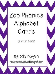 It's just a photo of Sweet Zoo Phonics Printable