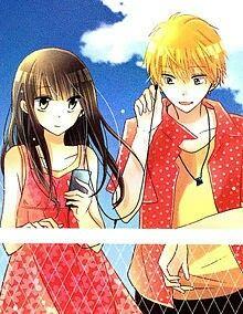 last game manga Last Game Manga, Kimi Ni Todoke, Manga Quotes, Wolf Girl, Game 3, Anime Kawaii, Couple Art, Cute Anime Couples, Shoujo