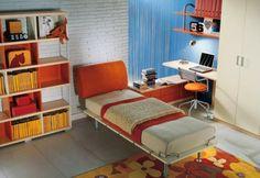 Desain Interior Kamar Tidur Anak Dengan Tempat Tidur Klasik | Griya Indonesia