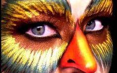 Bird Makeup!