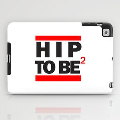 Huey Lewis - Hip To Be Square iPad Case by AudioVisuals - $60.00