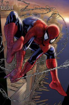 Spider-Man by Simon Gough